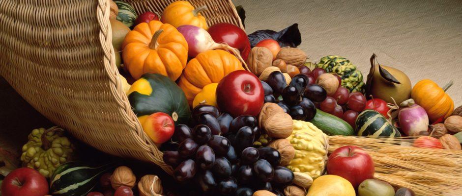 Alimente pentru dieta de toamna