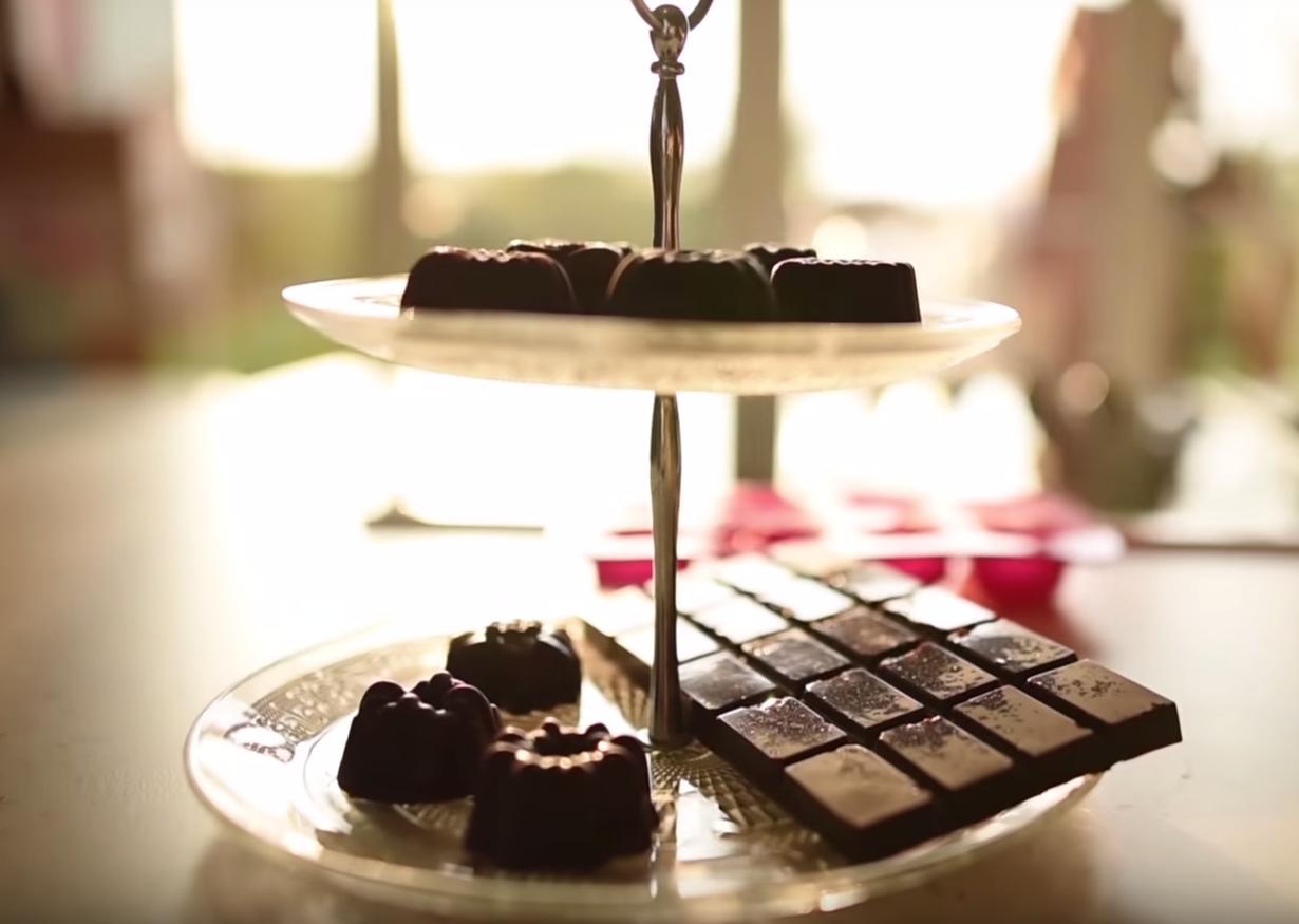 Ciocolata de casa sanatoasa din 3 ingrediente
